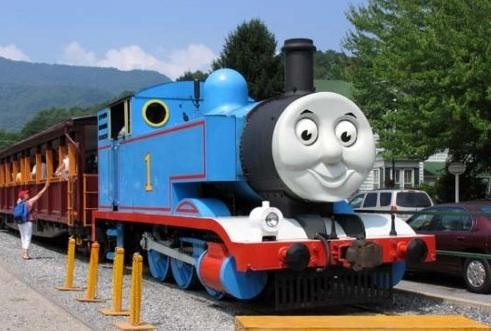 thomas the train grapevine 2020