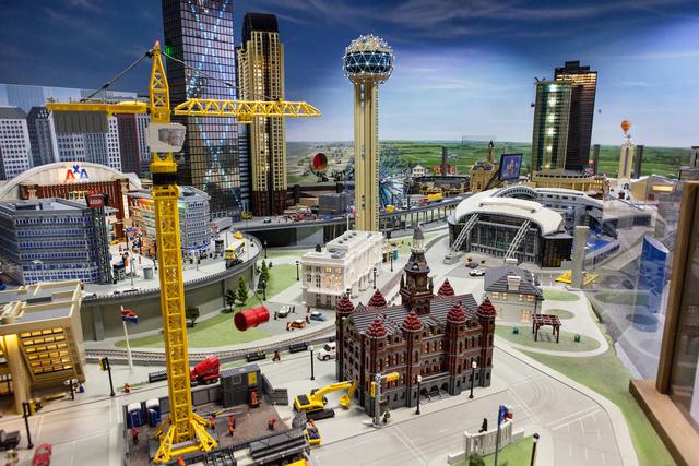 LEGOLAND Discovery Center Invites Children To Design Future City Of ...
